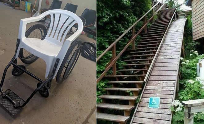 19 designs de acessibilidade que falharam miseravelmente na hora de realizar um trabalho 1