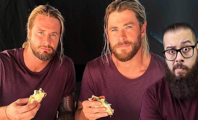 7 dublês que parecem irmãos gêmeos de atores famosos 21