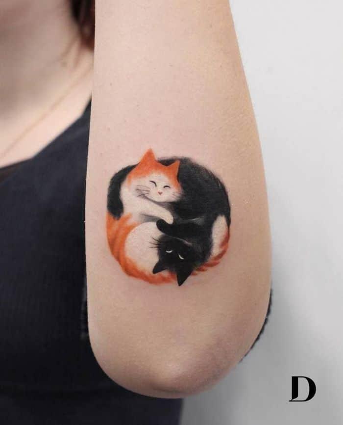32 ideias de tatuagens estilo aquarela 24