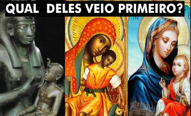 As figuras semelhantes a Jesus Cristo em outras religiões 4