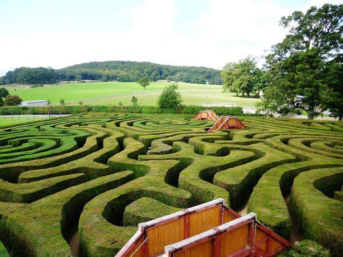 20 labirintos deslumbrantes pelo mundo 2
