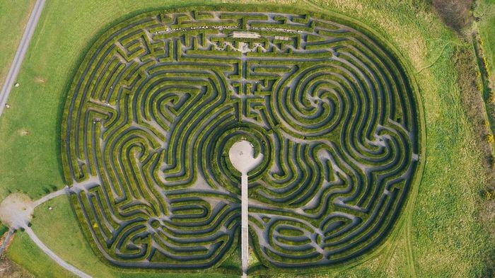 20 labirintos deslumbrantes pelo mundo 3