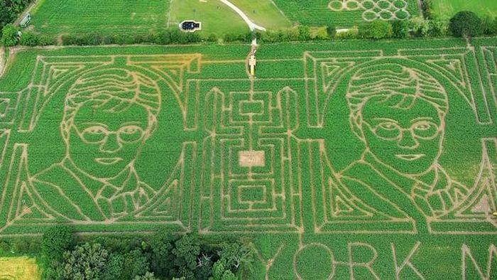 20 labirintos deslumbrantes pelo mundo 4