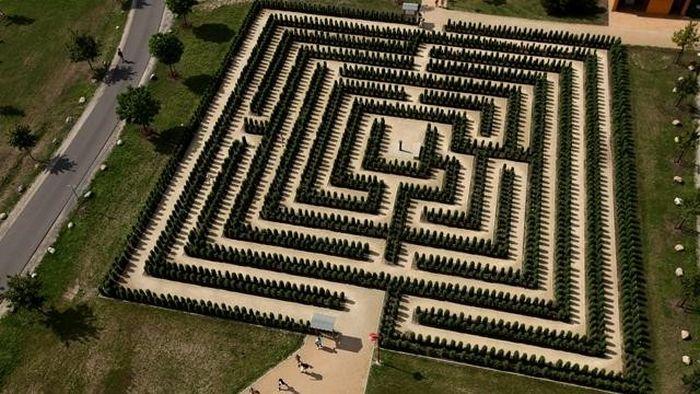 20 labirintos deslumbrantes pelo mundo 5