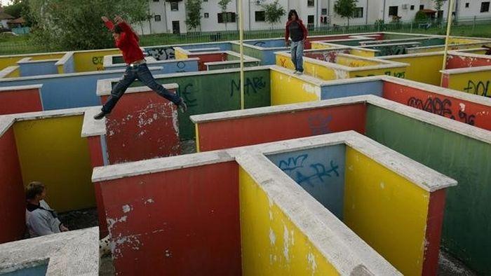 20 labirintos deslumbrantes pelo mundo 12