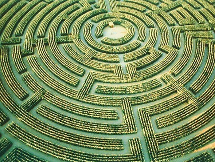 20 labirintos deslumbrantes pelo mundo 13