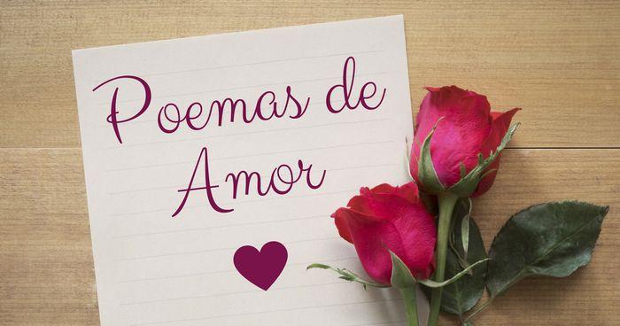 10 poemas de Amor para Namorada