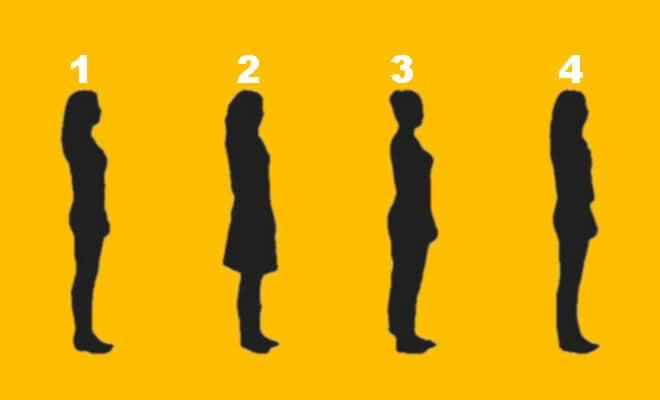 Qual mulher parece ser a mais velha de todas?