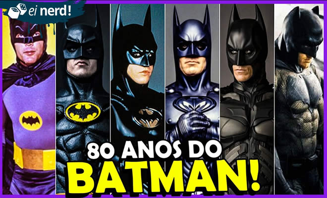 80 anos do Batman 4
