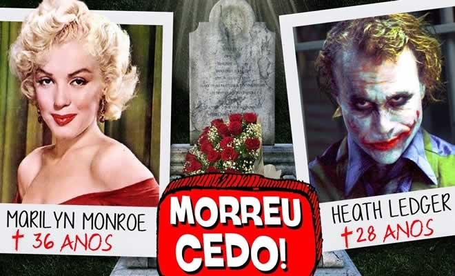 7 atores incríveis que morreram cedo 2