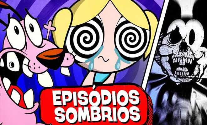 6 episódios mais sombrios dos desenhos animados 4