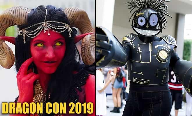 Dragon Con 2019 3