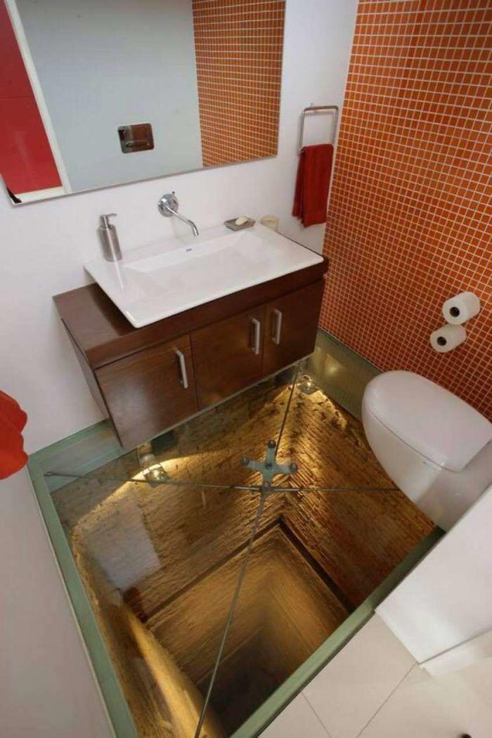 29 fotos de banheiros diferentes 30