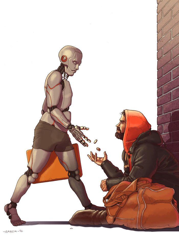 35 ilustrações mostram o que há de errado com nossa sociedade 3
