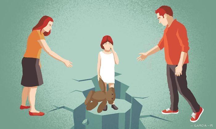 35 ilustrações mostram o que há de errado com nossa sociedade 4