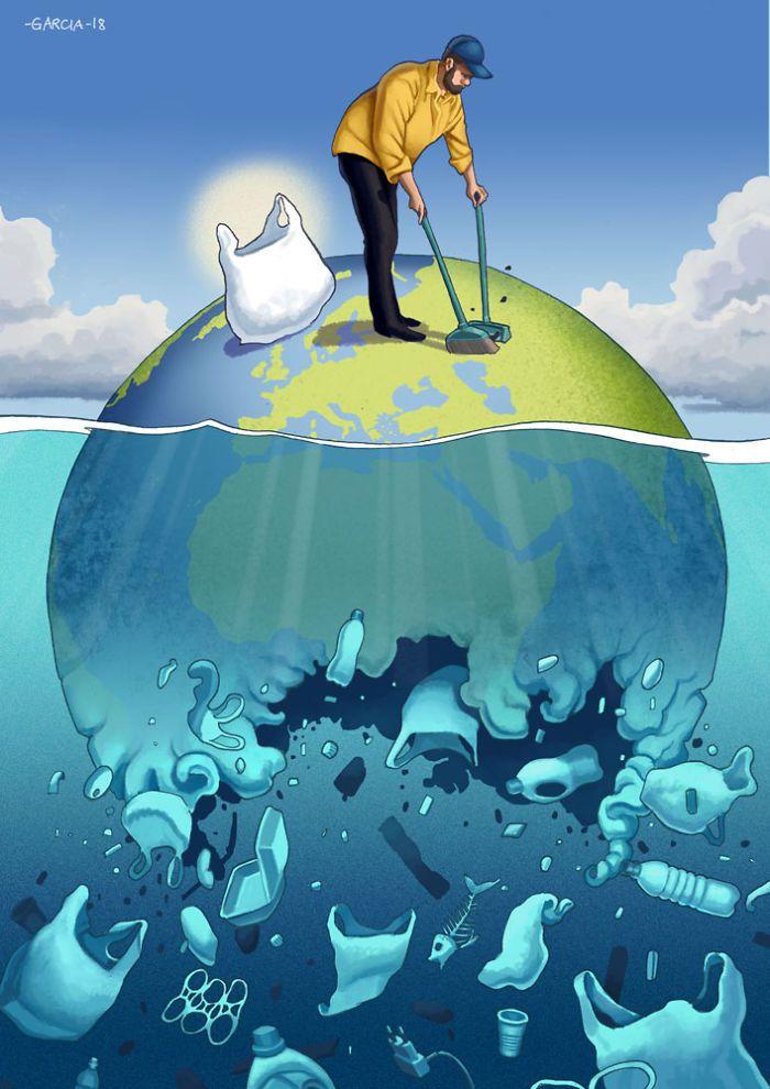 35 ilustrações mostram o que há de errado com nossa sociedade 10