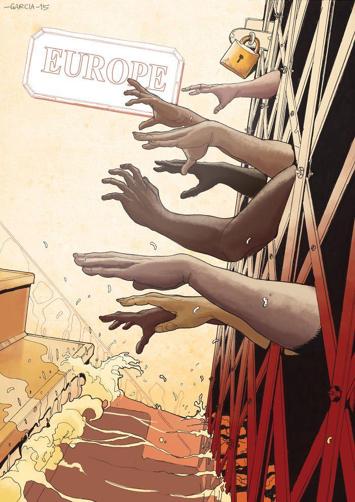 35 ilustrações mostram o que há de errado com nossa sociedade 11