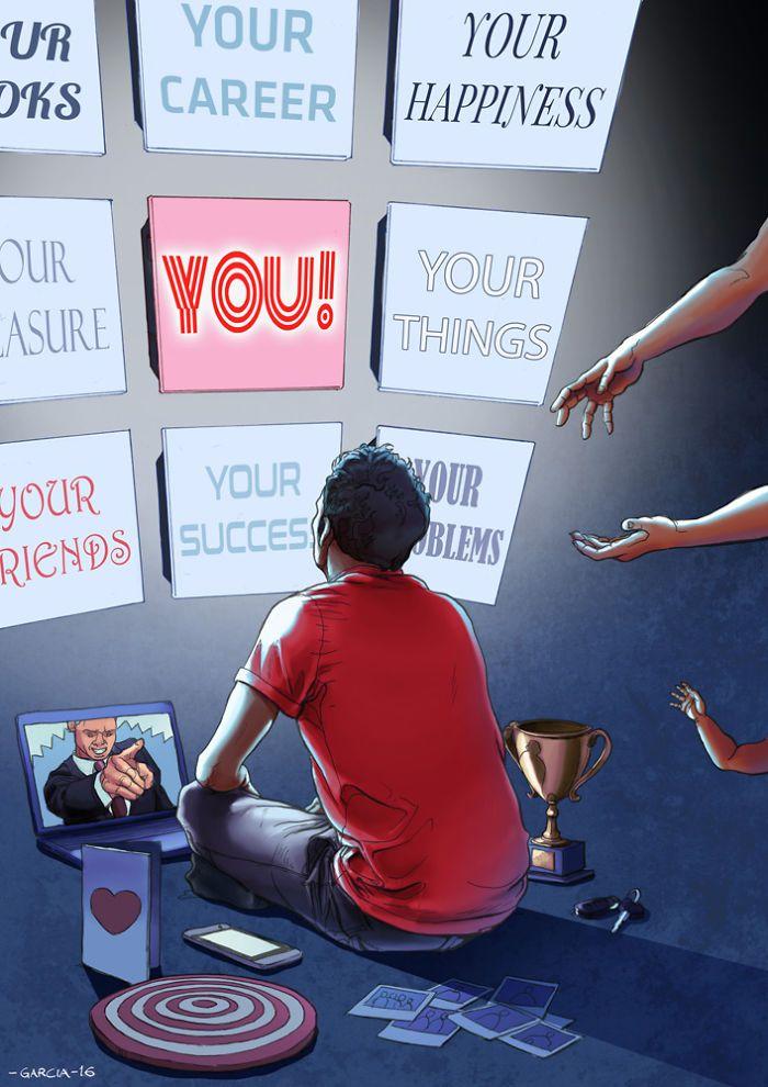 35 ilustrações mostram o que há de errado com nossa sociedade 35