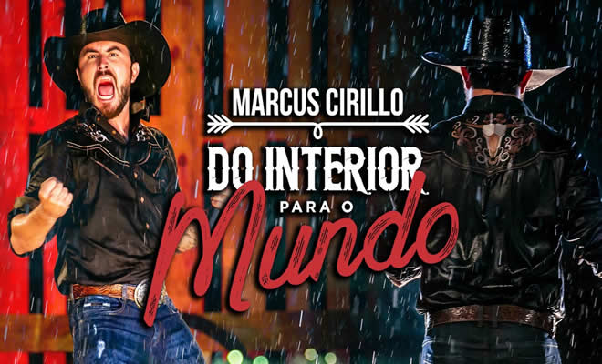Marcus Cirillo - Do interior para o mundo 1