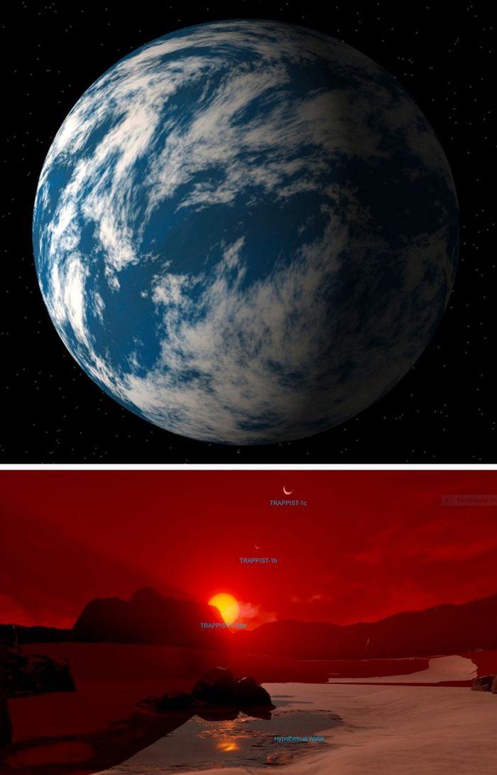 10 novos planetas que são bem parecidos com a Terra 4