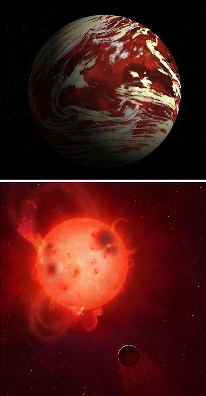 10 novos planetas que são bem parecidos com a Terra 5