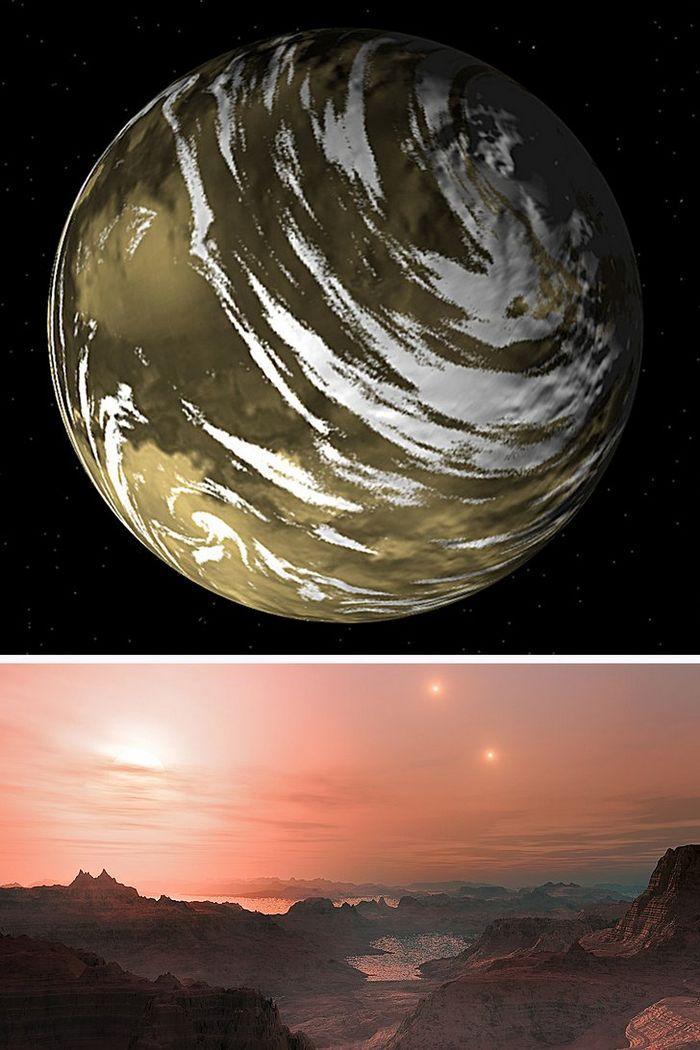 10 novos planetas que são bem parecidos com a Terra 7