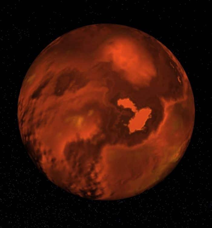 10 novos planetas que são bem parecidos com a Terra 8