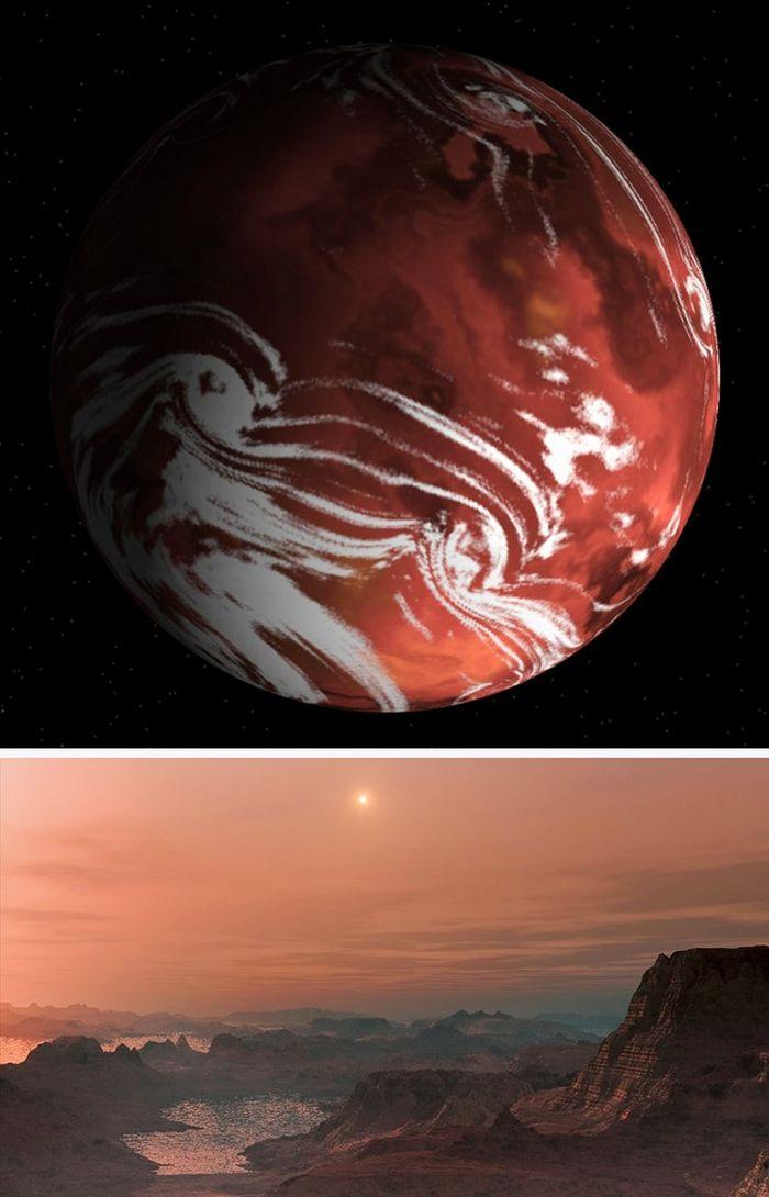 10 novos planetas que são bem parecidos com a Terra 10