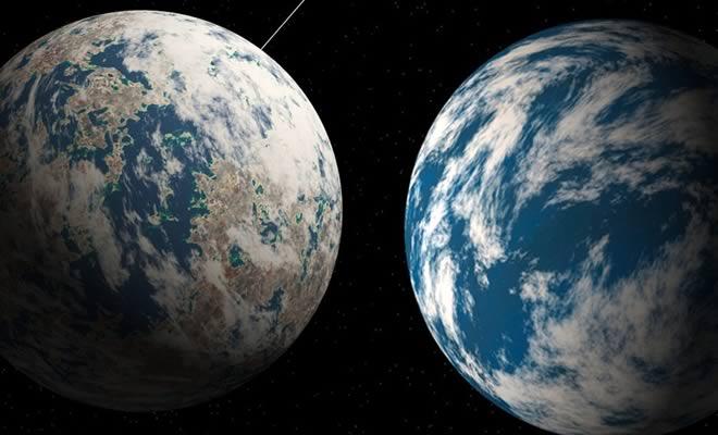 10 novos planetas que são bem parecidos com a Terra 38