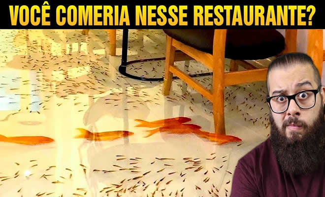 7 restaurantes mais diferentes do mundo 6