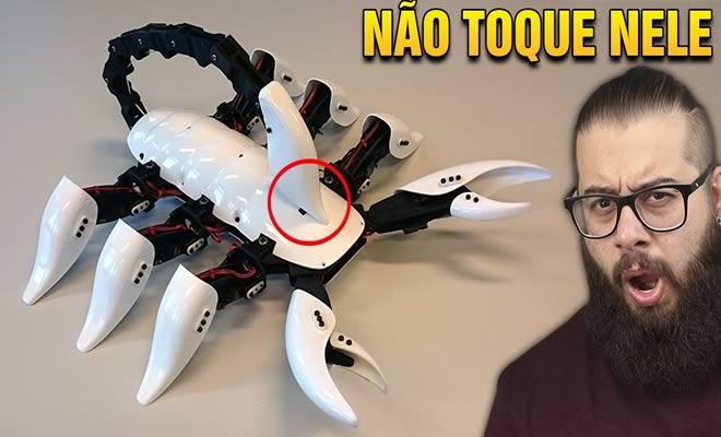 8 robôs mais estranhos e curiosos do mundo 1