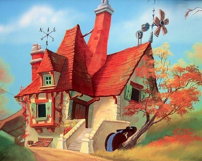 Você consegue reconhecer filmes da Disney só vendo uma cena? 2
