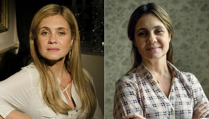 22 antes e depois do elenco de Avenida Brasil 4