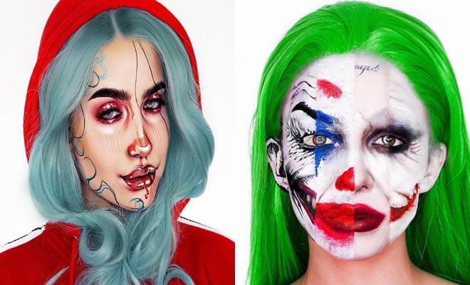 As irmãs estão levando a maquiagem para o próximo nível (30 fotos) 35