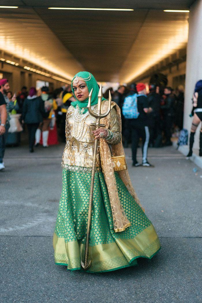 40 cosplays de cair o queixo na Comic Con de Nova Iorque 2019 3