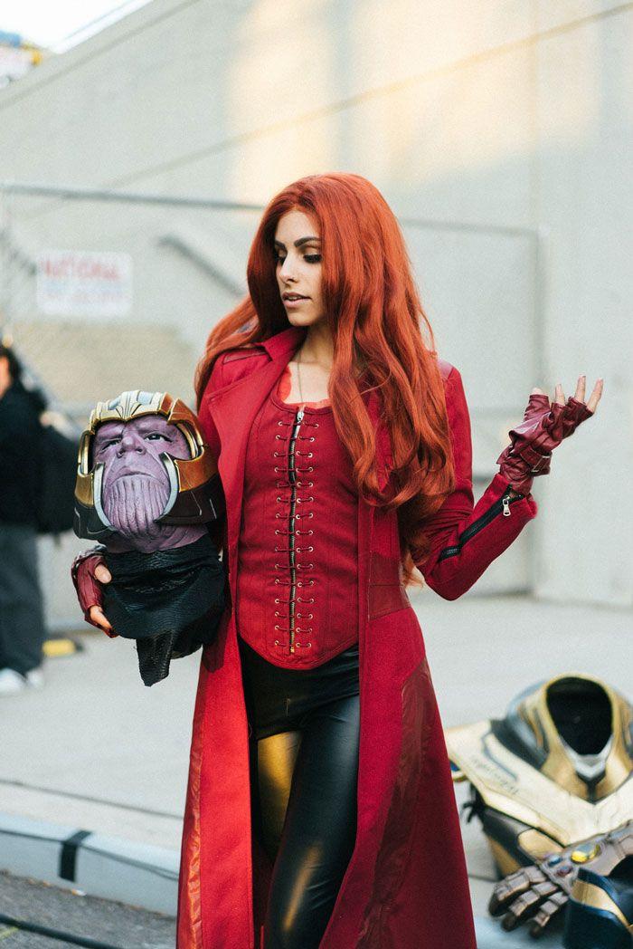 40 cosplays de cair o queixo na Comic Con de Nova Iorque 2019 4