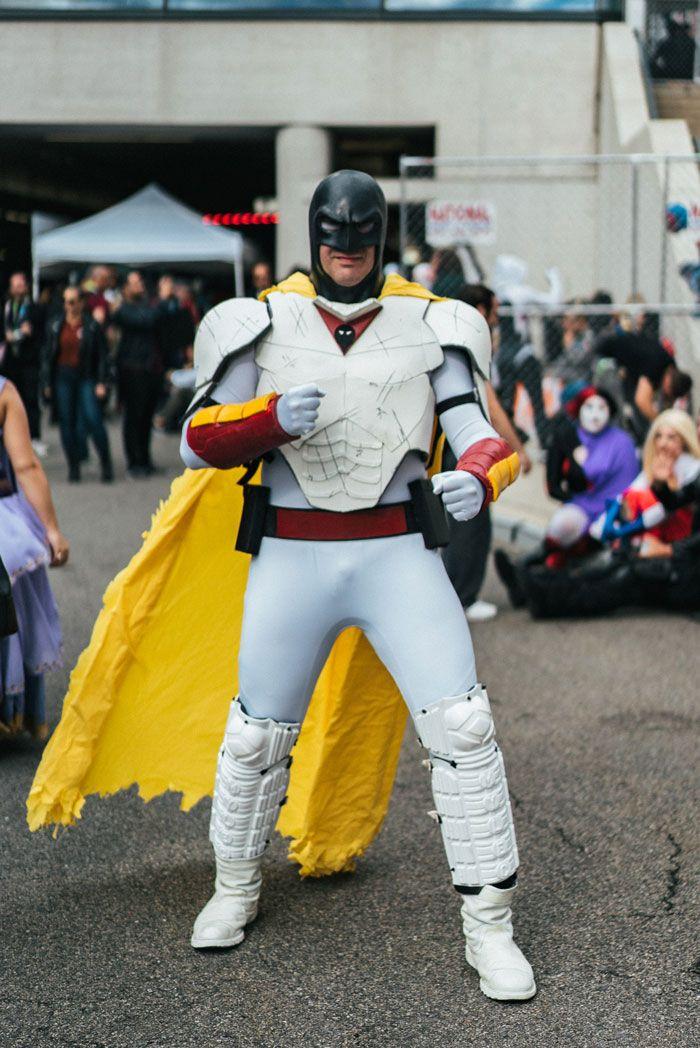 40 cosplays de cair o queixo na Comic Con de Nova Iorque 2019 6