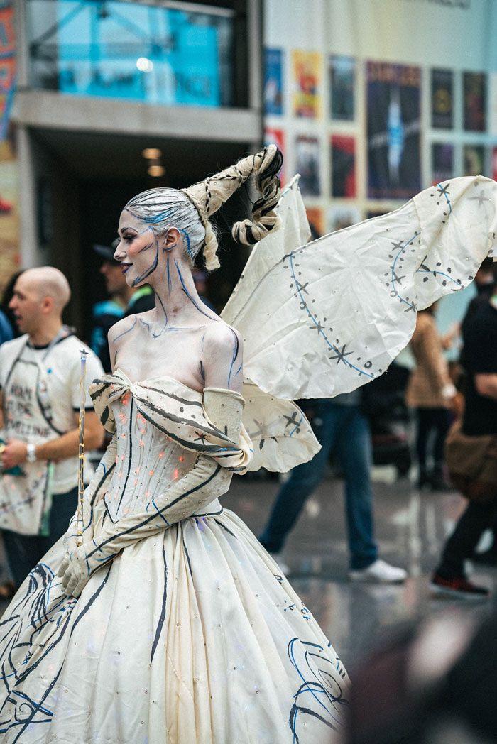 40 cosplays de cair o queixo na Comic Con de Nova Iorque 2019 9