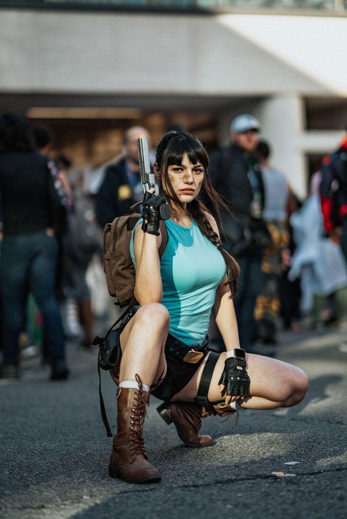 40 cosplays de cair o queixo na Comic Con de Nova Iorque 2019 10