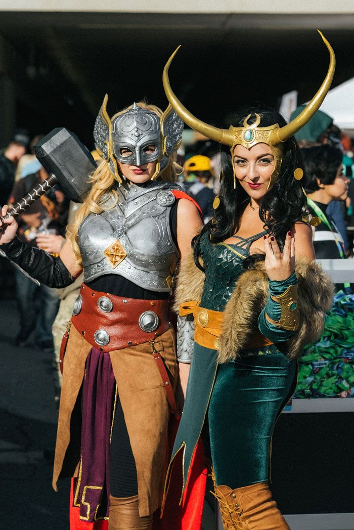40 cosplays de cair o queixo na Comic Con de Nova Iorque 2019 14