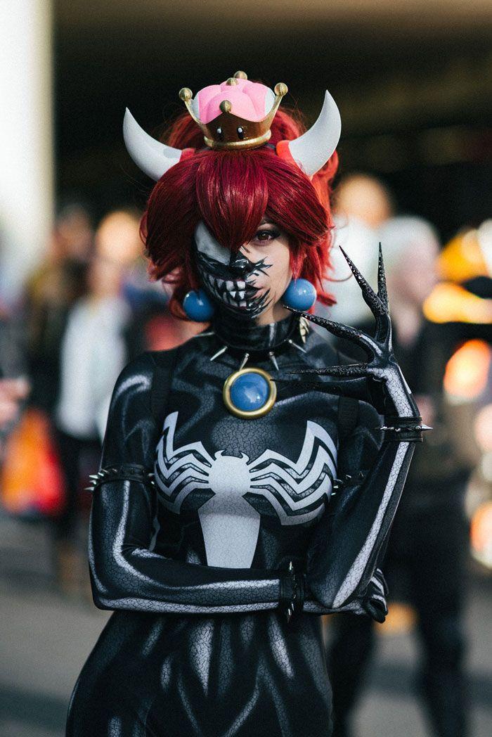 40 cosplays de cair o queixo na Comic Con de Nova Iorque 2019 15