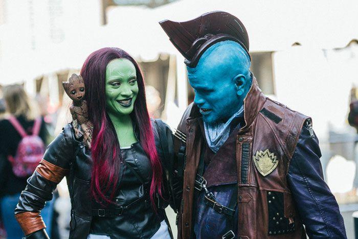 40 cosplays de cair o queixo na Comic Con de Nova Iorque 2019 19