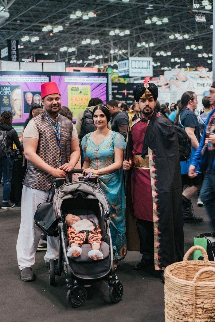 40 cosplays de cair o queixo na Comic Con de Nova Iorque 2019 21