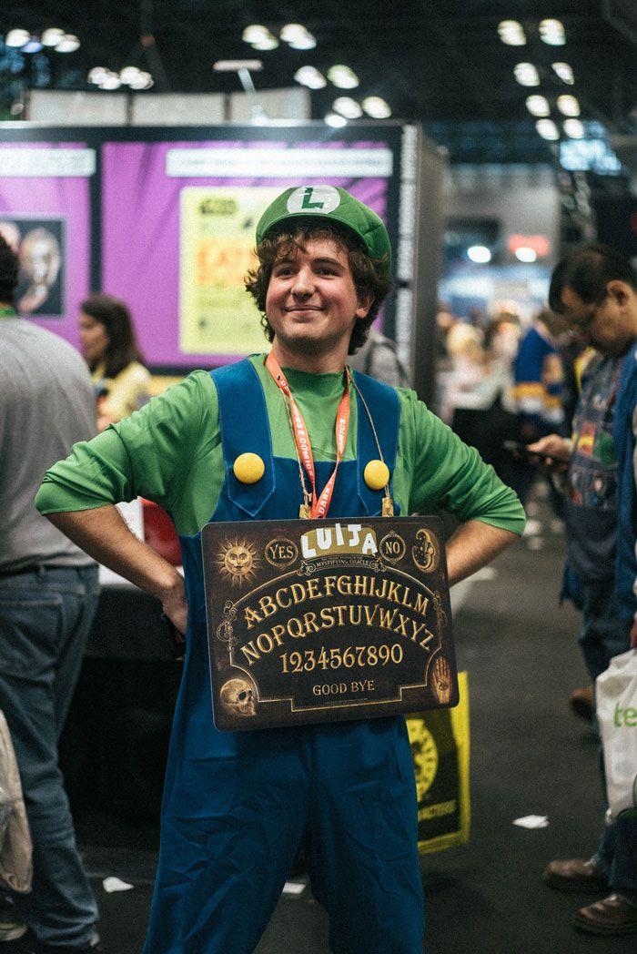40 cosplays de cair o queixo na Comic Con de Nova Iorque 2019 23