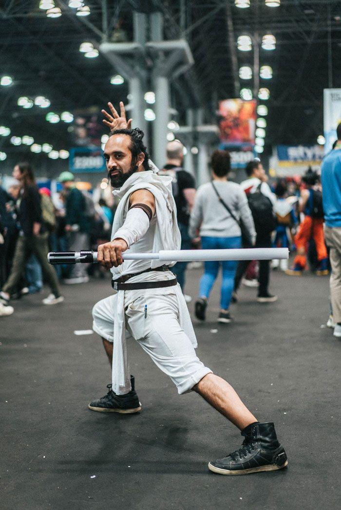 40 cosplays de cair o queixo na Comic Con de Nova Iorque 2019 24