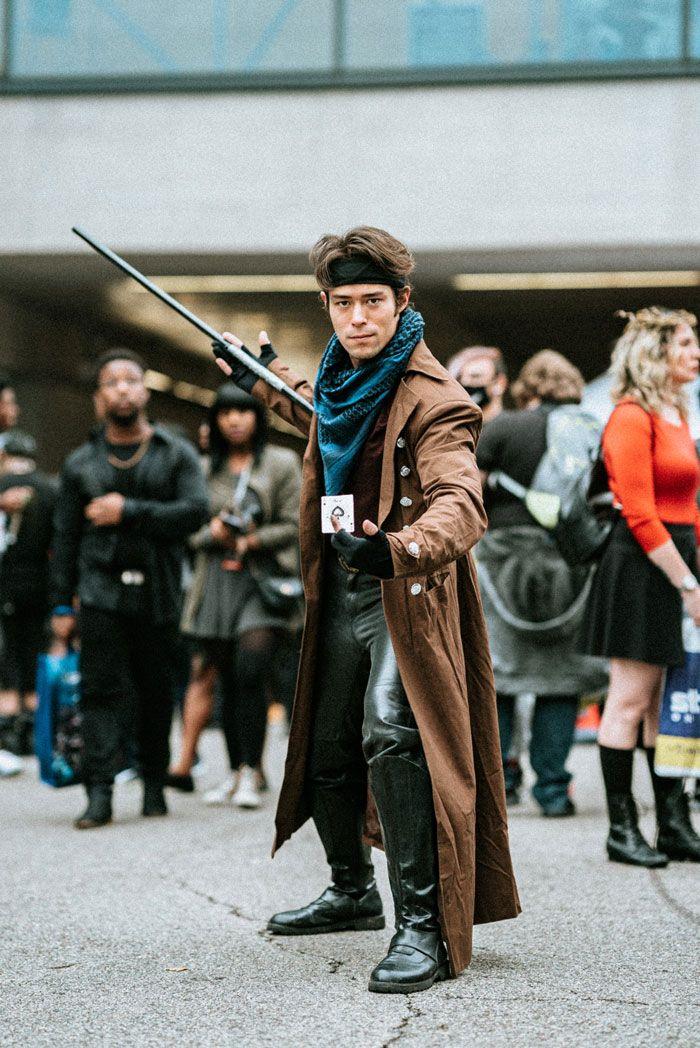 40 cosplays de cair o queixo na Comic Con de Nova Iorque 2019 26
