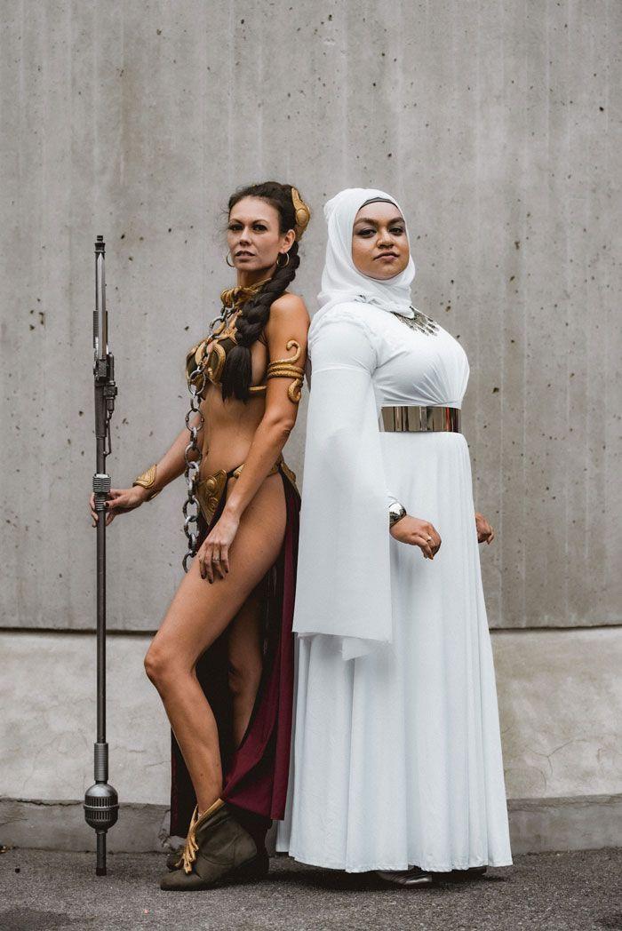 40 cosplays de cair o queixo na Comic Con de Nova Iorque 2019 30