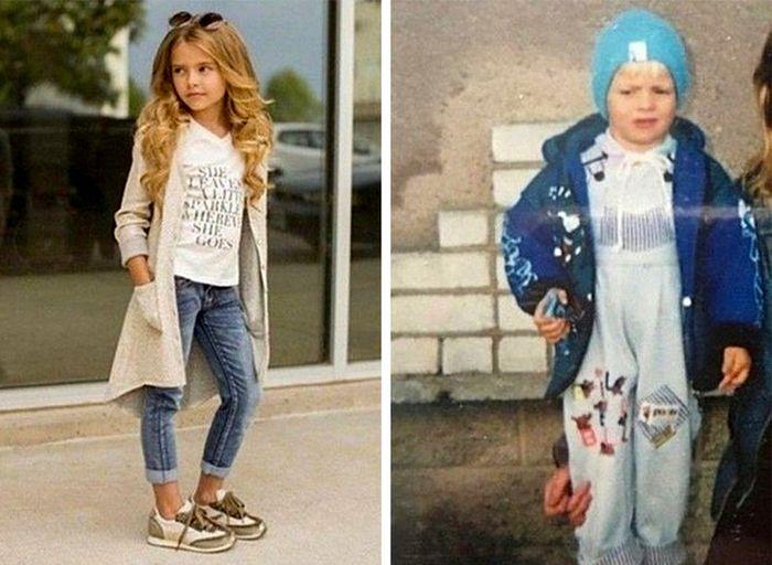 21 fotos que mostra maneira mais simples de ilustrar a diferença entre duas coisas 4