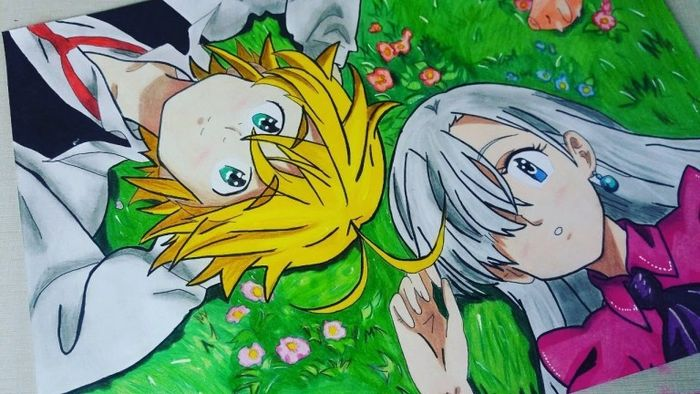 Frases do anime Nanatsu no Taizai 4