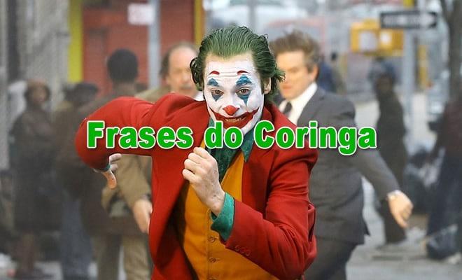 Frases do Coringa